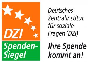 Logo DZI-Spendensiegel