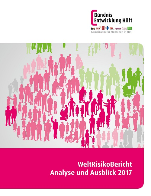 Cover WeltRisikoBericht 2017