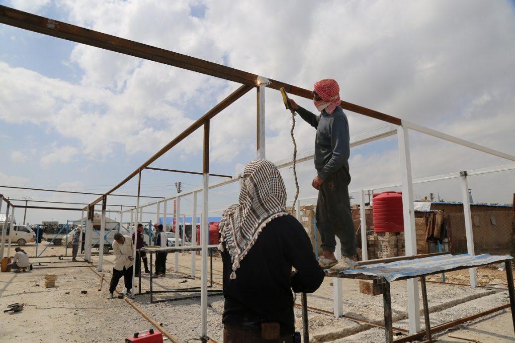 Nach dem IS: Rojava braucht internationale Unterstützung