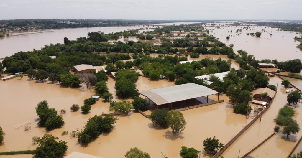 Überschwemmungen in der Sahelzone – Die Hilfsmaßnahmen unserer Mitglieder