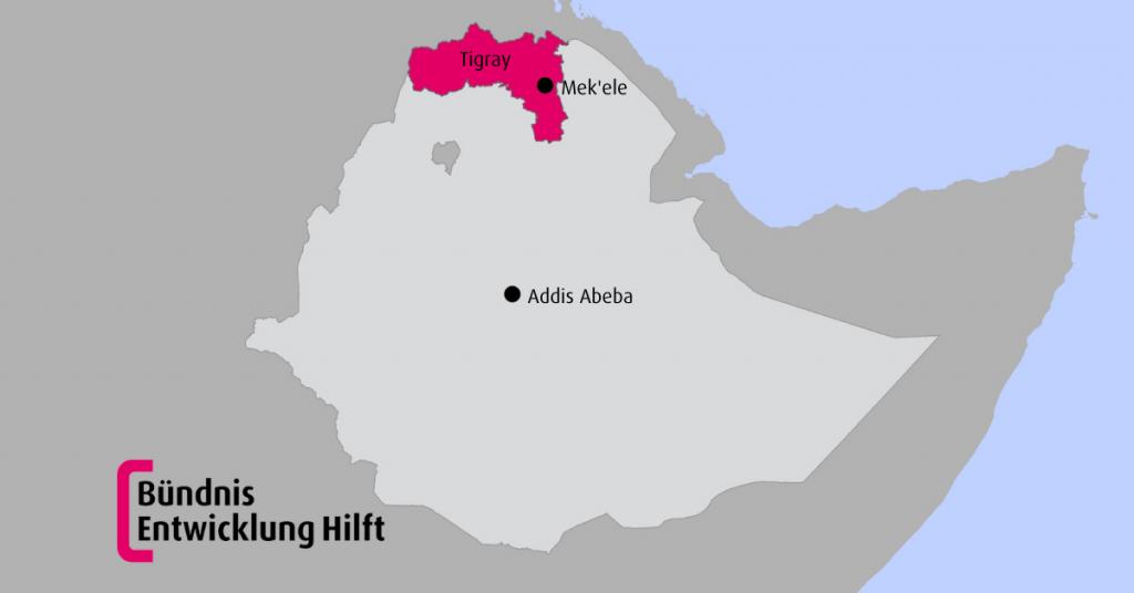 Äthiopien: Bewaffnete Auseinandersetzungen bedrohen Fortschritt