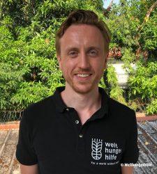 Fraser Patterson Partner Advisor der Welthungerhilfe